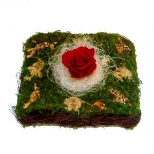colis express de fleurs